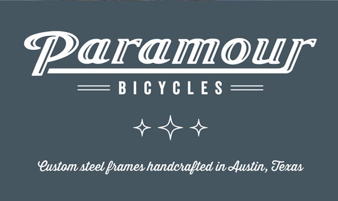 Paramour Bicycles: The Original of Our Name